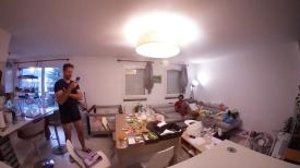 trop d'informations dans cet appartement